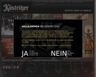 Bild Köstritzer Schwarzbierbrauerei GmbH