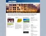 Bild Webseite Jacobs Projects Köln