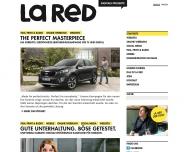 LA RED - Digitalagentur, Websites, Kampagnen, Apps - digitale Kreativagentur