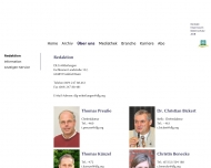Bild Webseite Max Eyth-Verlagsgesellschaft Frankfurt
