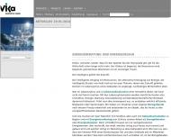 Bild Webseite VIKA Ingenieurgesellschaft Aachen