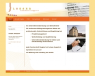 Bild Webseite LOESERnet.com Freital
