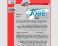 Website TOBE