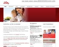 Bild Webseite Lilly Norder-Friedrichs-Koog