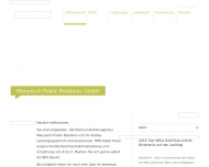 Bild Menyesch Public Relations GmbH