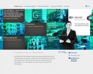 Bild Webseite Monumentenstraße 15 Grundstücks Berlin