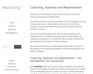 Bild Webseite Initiativo Hamburg
