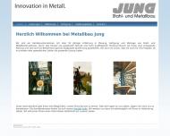 Bild Metallbau Jung GmbH
