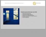 Bild Webseite MG Ingenieurbüro München München