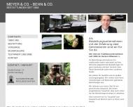 Bild Meyer & Co. –Behn & Co. Bestattungen seit 1884