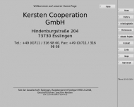 Bild Kersten Cooperation GmbH