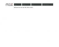 Bild Webseite MIC Köln Köln