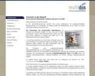 Bild Webseite MultiDos Hamburg Hamburg