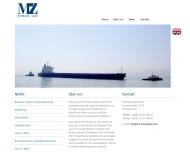 Bild Webseite MZ-Mineralöl Essen