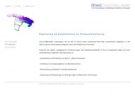 Bild Webseite MW-Consulting München