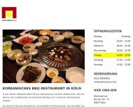 Koreanisches BBQ Restaurant in K?ln - Namdaemun
