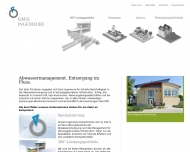 Website GAUL INGENIEURE
