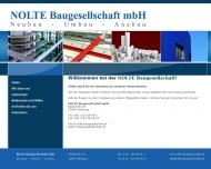 Bild Nolte Baugesellschaft mbH