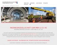 Bild Ingenieurgesellschaft GAM mbH & Co. KG