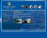 Bild Webseite Paulsen & Ivers Hamburg