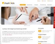 Bild nuntios Vermögensverwaltung GmbH
