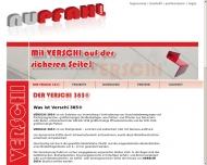 Bild Webseite NUPFAHL Hamburg