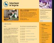 Bild Webseite Noventa Nürnberg