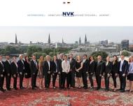 Bild Webseite NVK Hamburg