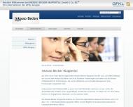 Inkasso Becker Wuppertal Wuppertal Elberfeld Inkassobüros