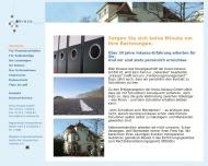 Bild Webseite breco-Inkasso Reutlingen