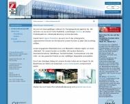 Bild Webseite Olbernhauer Glashandelsges.mbH Köln