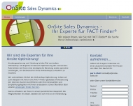 Bild OnSite Sales Dynamics GmbH
