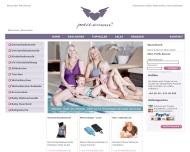 Bild Webseite Petit Amour Hamburg