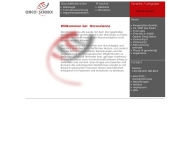 Bild Webseite Oncoscience Wedel