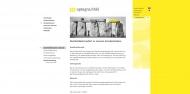 Bild Webseite optegra: hhkl Unternehmensberatung Köln