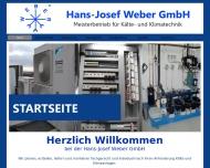 Bild Hans Josef Weber GmbH