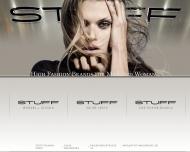 Bild Webseite LUDDITE Fashion Magdeburg