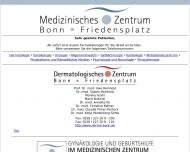 Bild Medizinisches Zentrum Bonn * Friedensplatz GbR