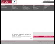Bild Webseite MAGIC MEDIA COMPANY TV-Produktionsgesellschaft Köln