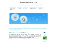 Website Medizinisches Versorgungszentrum Nürnberg Nord