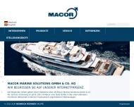 Bild Macor Marine Offshore GmbH