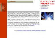 Bild Metallbau Pieper GmbH