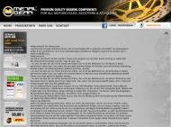 Bild MGI - MetalGear International GmbH