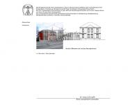 Bild Webseite Michael Barth Architekt Dresden