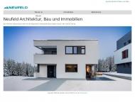 Neufeld Architektur, Bauen, Immobilien