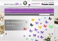 Bild Webseite ML Internethandel Mario Lindner Berlin