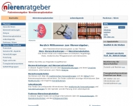 Bild Nierenratgeber Patientenhilfe gGmbH