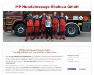 Bild MP Nutzfahrzeuge Rheinau GmbH