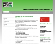 Bild Ortsverkehrswacht Rüsselsheim e.V.