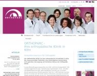 Bild Orthoparc Verwaltung GmbH